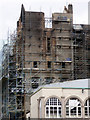 NS5865 : Glasgow School of Art after the second fire by Thomas Nugent