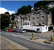 SX2553 : Rivermead View, East Looe by Jaggery