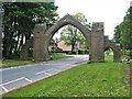 NO6068 : Dalhousie Memorial Arch, Edzell by G Laird
