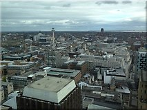 SJ3490 : A view of Liverpool by Eirian Evans