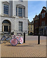 TL7006 : Chelmsford: fragile bicycle by John Sutton