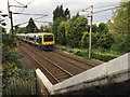 SP1193 : West Midlands Railway service approaching Chester Road station, northeast Birmingham by Robin Stott