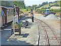 SJ1307 : Cyfronydd Station by Chris Allen