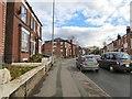 SJ9091 : Carrington Road by Gerald England