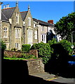 ST3087 : Grade II listed 7 & 8 Clifton Place, Newport by Jaggery