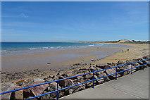 NK0066 : Fraserburgh Beach by Anne Burgess