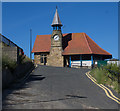 NZ3671 : Former Lookout, Cullercoats by Julian Osley