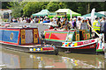 SP5365 : Braunston Historic Narrowboat Rally 2018 by Stephen McKay
