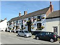 SK2825 : The Brickmakers Arms, Newton Solney by Alan Murray-Rust