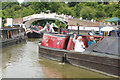 SP5365 : 'Fulbourne' at Braunston Historic Narrowboat Rally by Stephen McKay