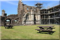 NS2708 : Picnic Area at Crossraguel Abbey by Billy McCrorie