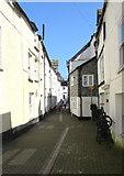 SX2553 : Lower Chapel Street, East Looe by Jaggery