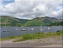 NN0858 : Loch Leven by Roger Cornfoot