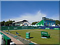 TV6198 : Devonshire Park Lawn Tennis Club by Paul Gillett