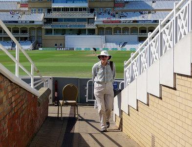 SK5837 : At Trent Bridge Cricket Ground by John Sutton