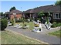 TF3731 : Interesting garden planters by Alex McGregor
