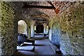 TR3242 : Dover Castle: The Caponier, a defendable passageway across the moat 1 : Week 26
