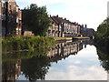 TA0439 : Beverley Beck in the Evening Sun : Week 26