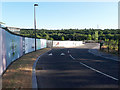 SE2436 : Kirkstall Forge development - access road by Stephen Craven