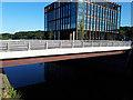 SE2436 : Kirkstall Forge development - new bridge by Stephen Craven