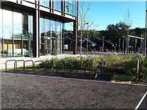 SE2436 : Kirkstall Forge development - cycle parking by Stephen Craven