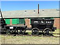 NZ2858 : Chaldron Wagon, Bowes Railway Museum by Andrew Curtis
