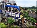 SO7193 : Bridgnorth's cliff railway by Philip Halling