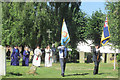 SP9211 : The Re-dedication of Tring War Memorial (1) The Procession by Chris Reynolds