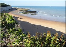 TR4068 : Stone Bay, Broadstairs by David Howard