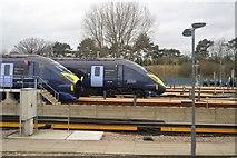 TR0241 : Javelin trains, Ashford by N Chadwick