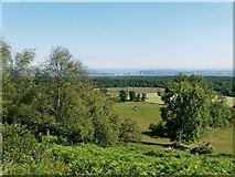 NH7176 : Land around Scotsburn by Julian Paren
