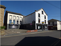 SE3320 : Vacant shops on Thornhill Street, Wakefield by Stephen Craven