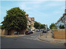 TQ2772 : Brodrick Road, Upper Tooting by Malc McDonald
