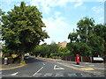 TQ2168 : Cambridge Avenue, New Malden by Malc McDonald
