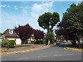TQ1969 : Kenley Road, near Norbiton by Malc McDonald