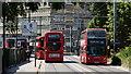 TQ3365 : Croydon Buses by Peter Trimming