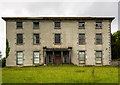 G7712 : Ireland in Ruins: Hollybrook House, Co. Sligo (2) by Mike Searle