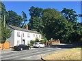 SJ6670 : London Road, Davenham by Richard Webb