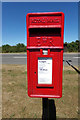 SK7173 : Markham Moor Postbox by Geographer