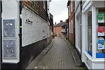 TR1457 : All Saints Lane by N Chadwick