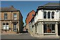 ST8132 : Manor Road, Mere by Derek Harper