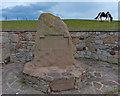 NT6976 : Battle of Dunbar monument by Mat Fascione