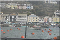 SX2553 : View across the River Looe by N Chadwick