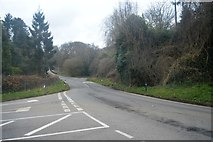 SX2556 : B3254 / A387 junction by N Chadwick