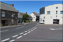 ST0743 : Swain Street and Harbour Road junction, Watchet by John C