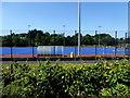 H4572 : Hard hockey pitch, Omagh by Kenneth  Allen