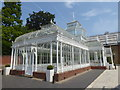 TQ3473 : The Victorian Conservatory at Horniman Gardens by Marathon