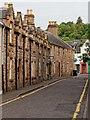 NH5458 : Church Street Dingwall by valenta