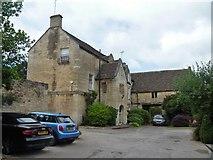 ST8260 : Barton Farm - the farmhouse [1] by Michael Dibb