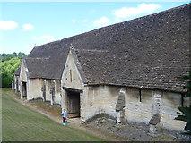 ST8260 : Barton Farm - the Great Barn [3] by Michael Dibb